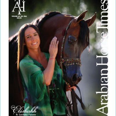 Arabian Horse Times –  Vol. 48, No.5AA